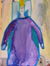 «Снежная королева»,  Филипп К., 6 лет.